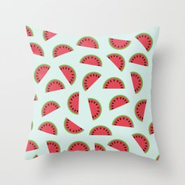 Melon  Throw Pillow