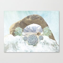 The Beautiful Mt. Whitney Canvas Print