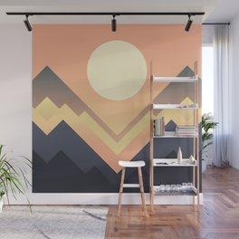 The Sun Rises Wall Mural