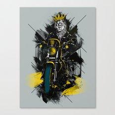 Sons Of Monarchy Canvas Print
