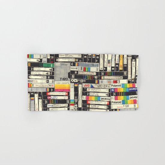 VHS Hand & Bath Towel