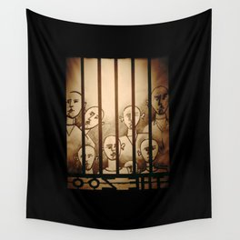The Zoo Wall Tapestry