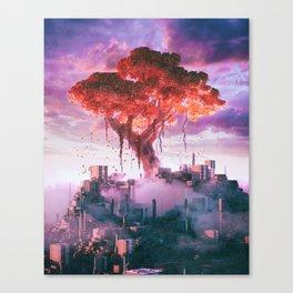 DUST (everyday 10.06.18) Canvas Print