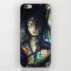 Sadness iPhone & iPod Skin