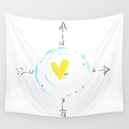 Self Finder Wall Tapestry