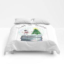 Let it Snow Comforters