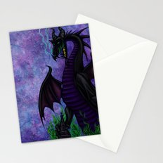 Dragon Maleficent Stationery Cards