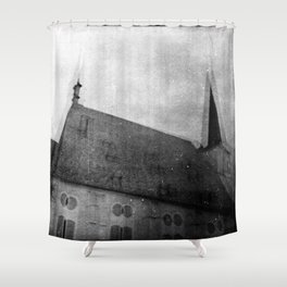 D. du Maurier Shower Curtain