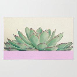Succulent Dip Rug