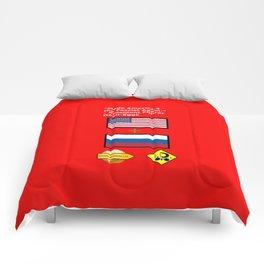 Made America 4 the Fascist Again Comforters