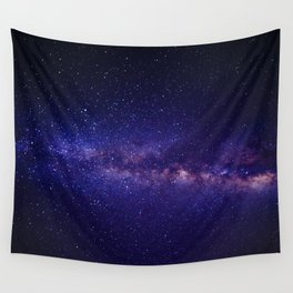 Summer Shore Galaxy Wall Tapestry