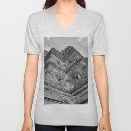 Prambanan Temple Unisex V-Neck