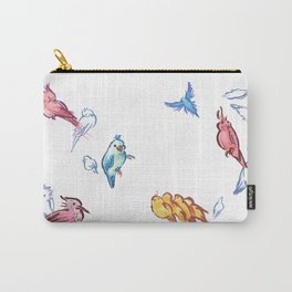 Aves Carry-All Pouch