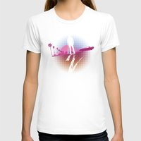 hotline miami T-shirts featuring Enjoy The Violence - Hotline Miami 2 Minimalist Poster 2 by Marco Mottura - Mdk7