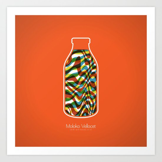 Moloko Vellocet Art Print
