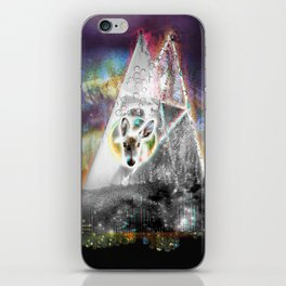 Spectral°Deer^ iPhone Skin