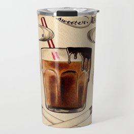 Cigarettes and Chocolate Milk Travel Mug