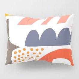 Abstrakte Formen 002 Pillow Sham