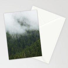 Tree Fog Stationery Cards
