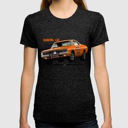 General Lee Dodge Charger T-shirt