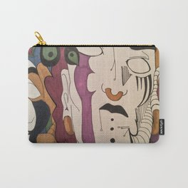 portland faces Carry-All Pouch