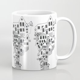 The little town Coffee Mug