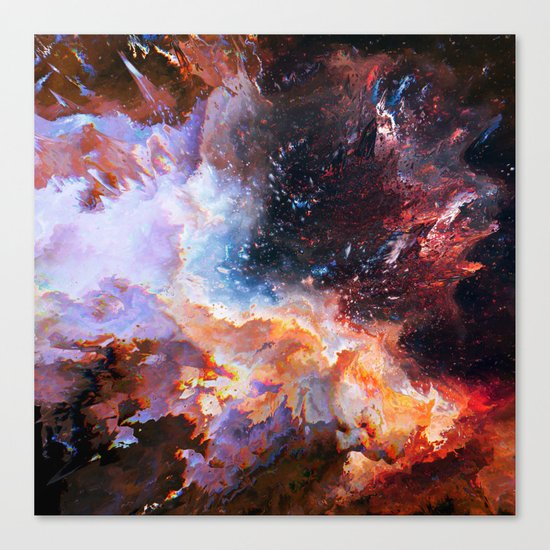 Canis Major Canvas Print