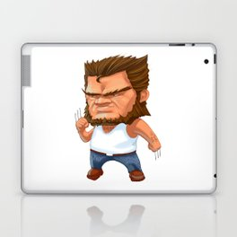 Mini Wolverine Laptop & iPad Skin