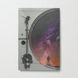 Vinyl Dream Metal Print