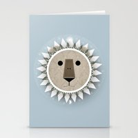 narnia Stationery Cards featuring The Lion, the Witch and the Wardrobe by Rowan Stocks-Moore