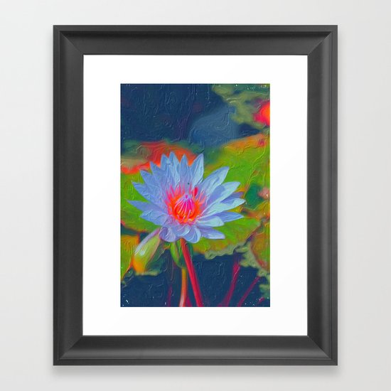 Pure Innocence Framed Art Print