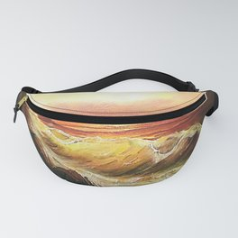 ATARDECER UN PLACER Fanny Pack