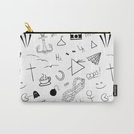 HL Tattoos Carry-All Pouch