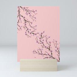 Cherry Blossom Branch Mini Art Print