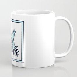 Mini Terrarium Floral Design Coffee Mug