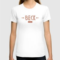 cassia beck T-shirts featuring Beck Place by Parks of Seattle