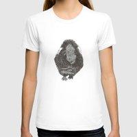 guinea pig T-shirts featuring Guinea Pig. by Elena O'Neill