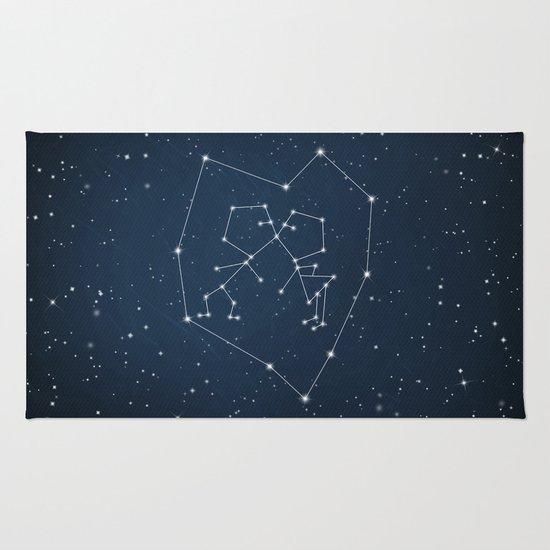 Written in The Stars Rug