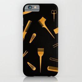 Hair Beauty iPhone Case