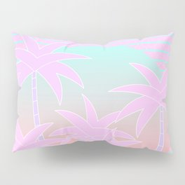 Hello Miami Sunrise Pillow Sham