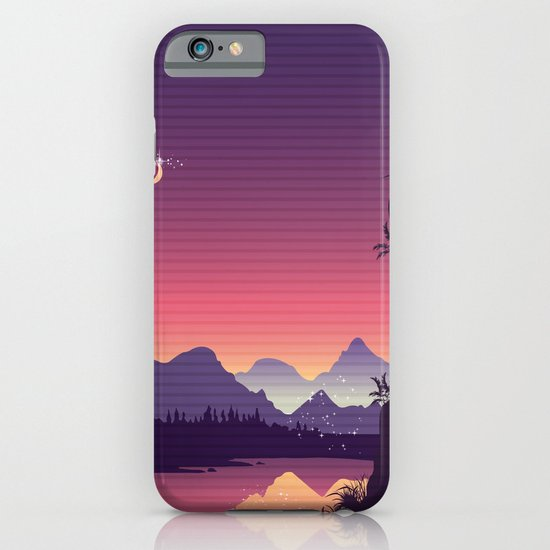 River Of Dreams iPhone & iPod Case