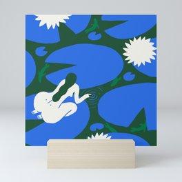 Ponder Wonder Mini Art Print