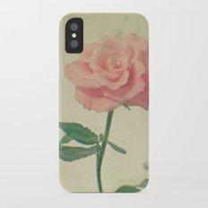 Blush iPhone X Slim Case