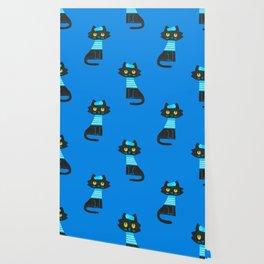 Fitz - Sailor cat Wallpaper