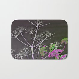 WILDFLOWERS Sicily Bath Mat