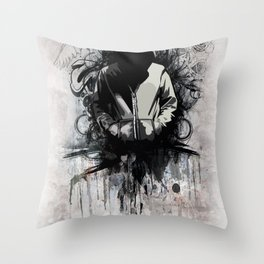 Hoodie Throw Pillow