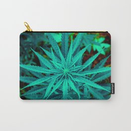 Twisted Frosty Weed Carry-All Pouch