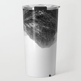Lost in isolation Travel Mug