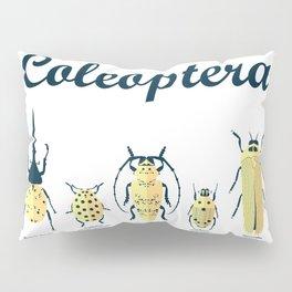 Coleoptera bugs Pillow Sham