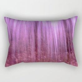 Ghostly forest Rectangular Pillow